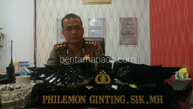 AKBP Philemon Ginting SIK MH