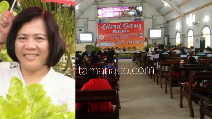 Rita Mantiri Tangkudung dan pelaksanaan Konvensi Nasional API