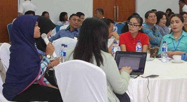 Kegiatan FGD Bandara Internasional Sam Ratulangi Manado