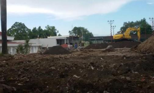Hore !!! Depan Rumah Jabatan Gubernur akan Dibangun Taman Bermain Anak-anak
