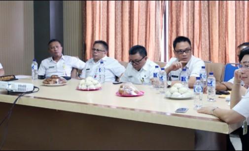 Rapat TEPRA Pemkot Tomohon, Tujuh Perangkat Daerah Masih di Zona Merah