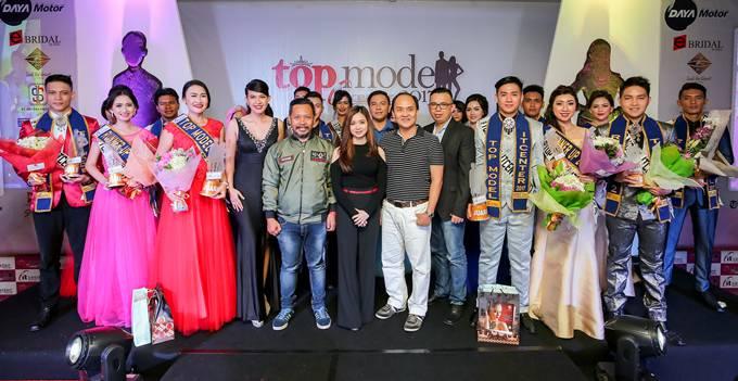 Top Model itCenter 2017 bersama Jemmy Asiku