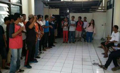 Jaga Hubungan Bilateral, Imigrasi Bitung Kirim Puluhan WNA Philipina ke Rumah Detensi