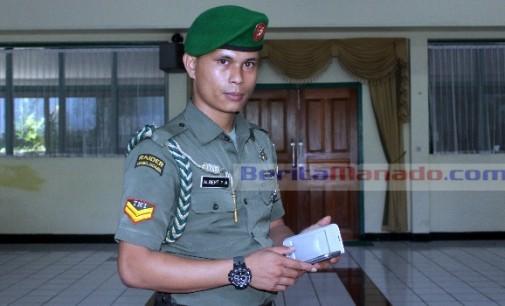 Ini Ajudan Ganteng Yang Selalu Menemani Brigjen TNI Sulaiman Agusto Selama Menjabat Danrem 131/Santiago