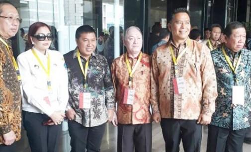 Bupati Jemes Sumendap Hadiri Musrembangnas 2017 di Jakarta