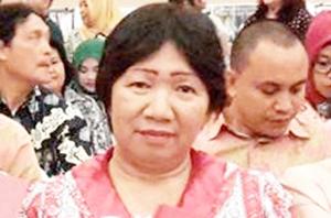 Sekretaris DKP Mitra - Sartje Taogan