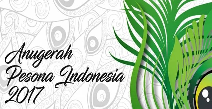 Anugerah Pesona Indonesia (API) 2017