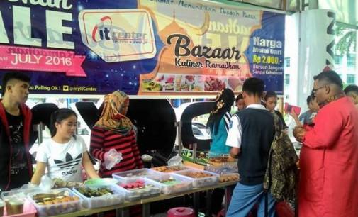 Kuliner Ramadhan itCenter Hadir Mulai Hari ini