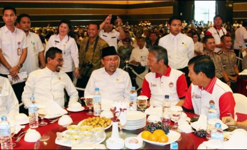 Jimmy Eman Hadiri Launching Bela Negara