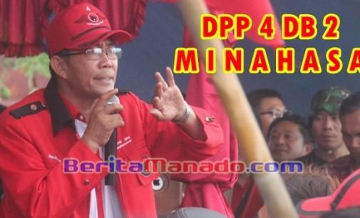 Wakil Rakyat Ini Jagokan DPP Sebagai Bakal Calon Wakil Bupati Minahasa
