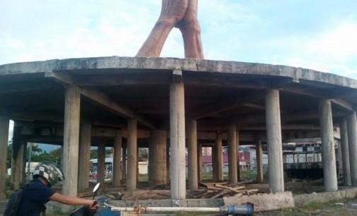 Perencanaan Tidak Matang, Pembangunan God Bless Park Mubasir