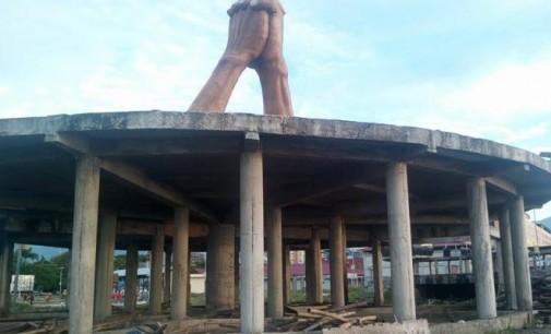 Tidak Terawat, Pemkot Manado hanya Hamburkan Uang Rakyat Bangun God Bless Park
