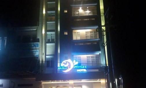Wah !!! Hotel Big Fish (Juga) Belum Kantongi IMB
