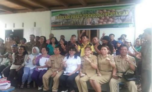 Gandeng BPTP Sulut, Dinas Pertanian Minsel Tingkatkan Kesejahteraan Petani Peternak