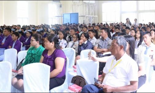 Dari Seminar Rohani dan Kebaktian Penyegaran Iman Paskah