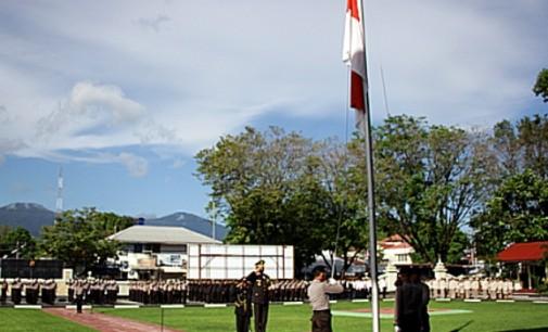Bambang Waskito Pimpin Upacara Harkitnas ke-109
