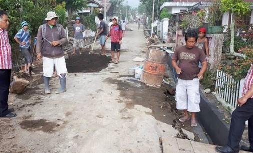 Proyek Penataan Pemukiman Ditargetkan Selesai Akhir Mei