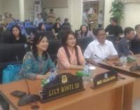 Sah !!! DPRD Manado Terima LKPJ Walikota Tahun 2016