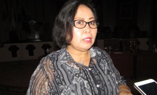 MEIVA LINTANG Ingatkan Pejabat Tidak Menjebak Gubernur OLLY DONDOKAMBEY