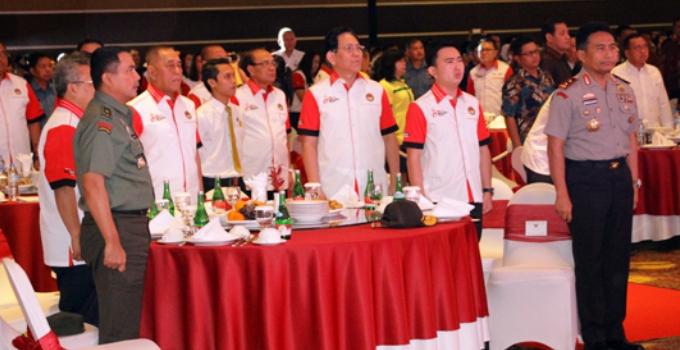 Menhan Launching Bela Negara