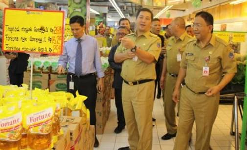 Pemprov: Operasi Pasar Sudah Siap