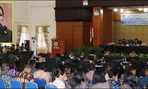 Hari Ini, DPRD Tomohon Gelar Tiga Agenda Sidang Paripurna