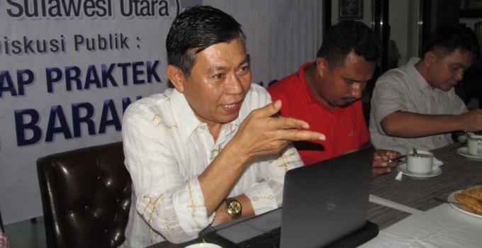VICTOR MAILANGKAY di diskusi GIAK Sulut