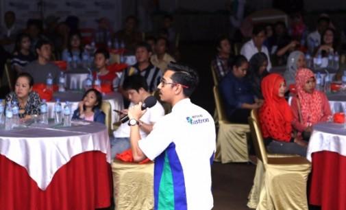 Pererat Silaturahmi, Pertamina Lubricants Gelar Gathering Outlet