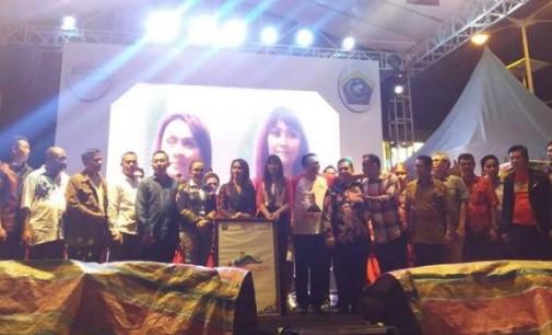 Promosi di Manado, SRI WAHYUMI MANALIP: Talaud Keren!!