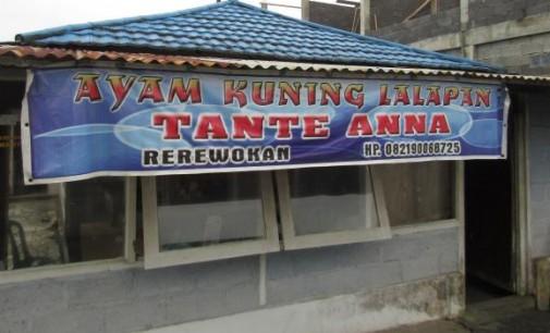 Soal Makanan ada yang Menarik di Tondano, Begini Ceritanya..