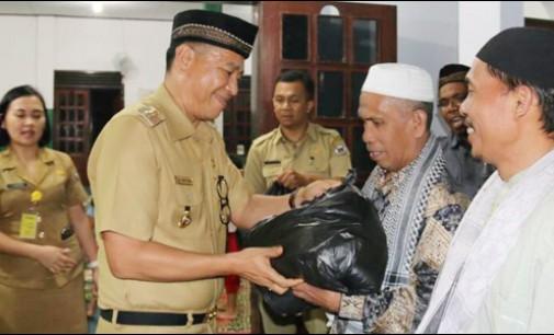 Dari Safari Ramadhan Pemkot Tomohon Masjid Nurul Iman Kelurahan Kampung Jawa