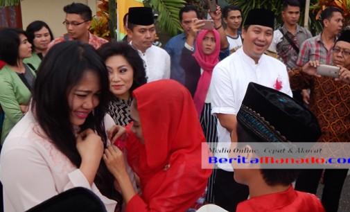 STEVEN KANDOUW Beri Bantuan 30 Juta Untuk Masjid Baiturrahman