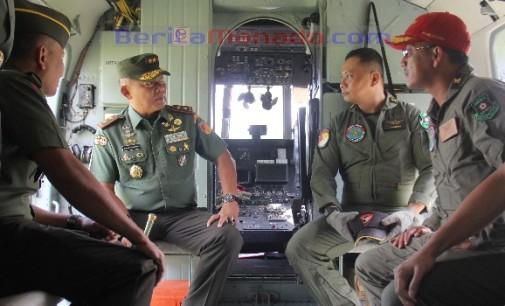 Saksikan Demonstrasi Pembebasan Sandera, Mayjen TNI Ganip Warsito Ambil Keputusan Ini