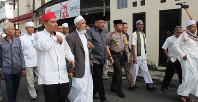Gubernur dan Kapolda Sulut