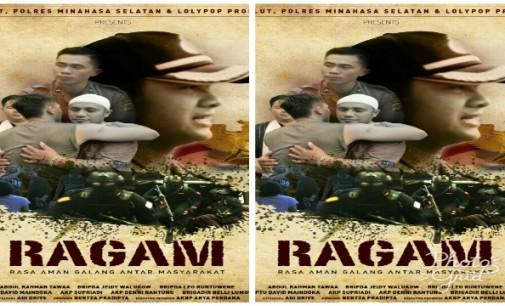 Hebat !!! Film RAGAM Polres Minsel Masuk 10 Besar di Police Movie Festival