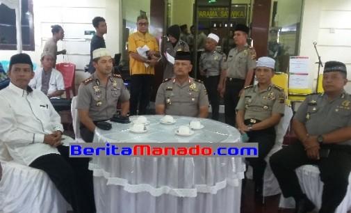 Kunjungi Polres Minsel, Ini Yang Dilakukan Wakapolda REFDI ANDRI