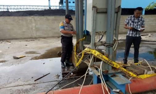 Aneh !!! Sejumlah Peralatan Dilaporkan Dicuri di PLTU Amurang