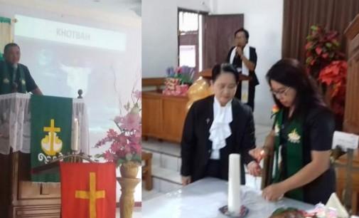 Wabup JOPPI LENGKONG dan Istri Menginjil di Likupang