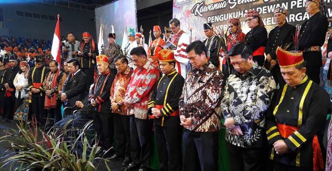 K3 Jakarta Olly Dondokambey Ronny Sompie Marhanny Pua, Steven Kandouw Victor Rarung