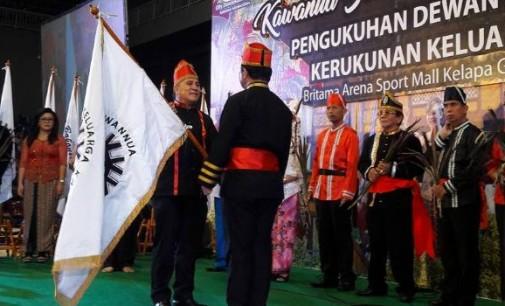 RONNY SOMPIE Dikukuhkan sebagai Ketua DPP KKK, Ini Tokoh-tokoh Sulut yang Hadir