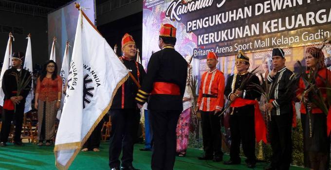 K3 Jakarta Ronny Sompie