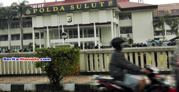 Kantor POLDA Sulut