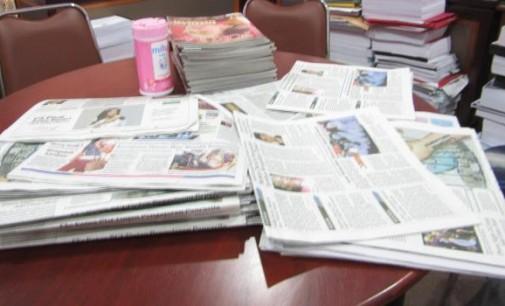 Sekretariat DPRD Sulut Hamburkan Uang Rakyat, Ini Buktinya..