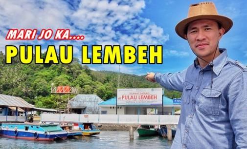 Ini Cerita MELKY PANGEMANAN Tentang Pulau Lembeh