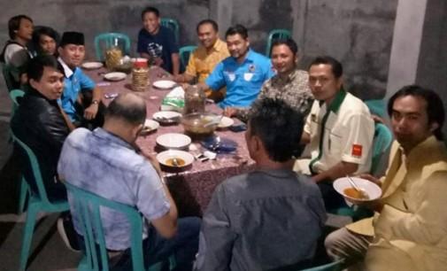 KNPI dan Tokoh Pemuda Minahasa Gelar Diskusi dan Buka Puasa Bersama