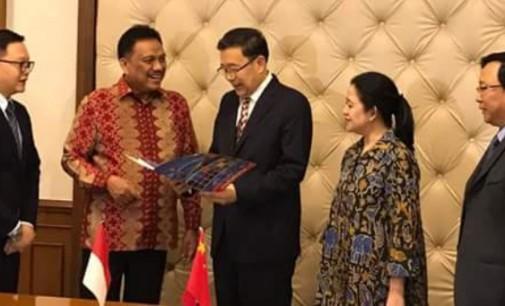 Provinsi Sulut dan Provinsi Guizhou Bakal Jadi Sister City