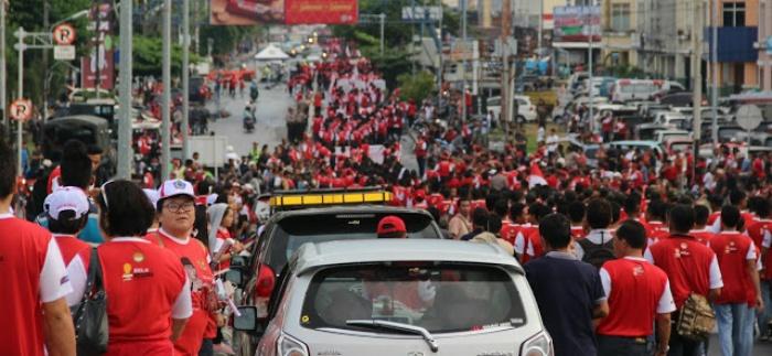 Parade Pancasila (Foto Humas 6)