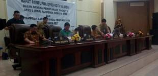 Ini Tiga Ranperda Inisiatif DPRD Manado Masuk Pembahasan Tingkat II