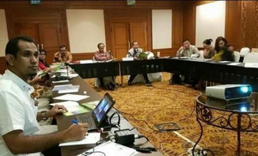 Kejar Adipura 2017, Walikota dan Isteri Presentasi Lima Bersih ke KLH