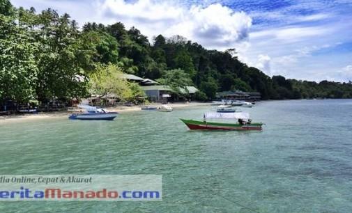Bunaken Kembali Masuk Destinasi Unggulan Branding Pariwisata Indonesia
